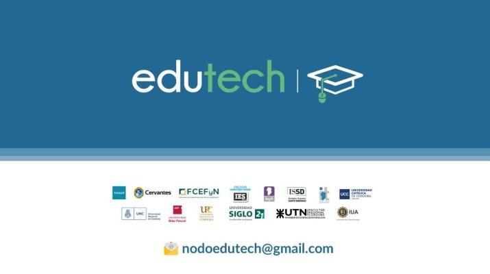 EDUTECH - Transformación digital en los servicios eductivos