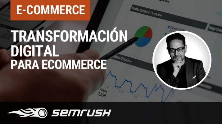 Transformación digital para ecommerce