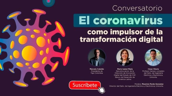 El coronavirus como impulsor de la transformación digital
