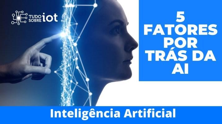 5 Fatores da Inteligência Artificial
