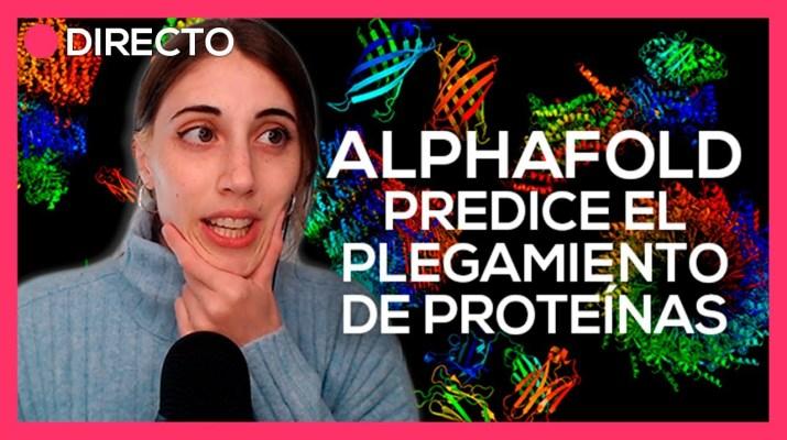 AlphaFold: INTELIGENCIA ARTIFICIAL predice el PLEGAMIENTO de PROTEÍNAS (completo)
