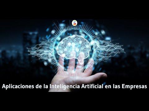 Aplicaciones de la Inteligencia Artificial en las Empresas. Openinnova