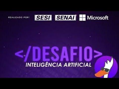 CIPABOT - Desafio SESI/SENAI Microsoft de Inteligência Artificial