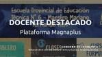 Docente Destacado Marcelo Salomon   Min. de Ciencia e Innovación Tecnológica, Gob. de Catamarca
