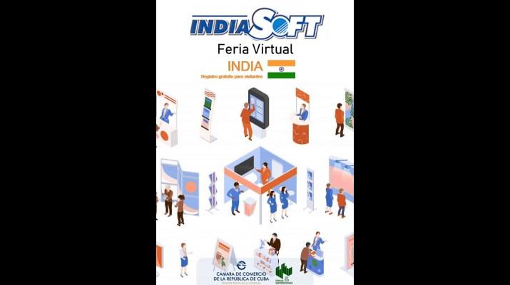 Feria Virtual  Indiasoft 2021