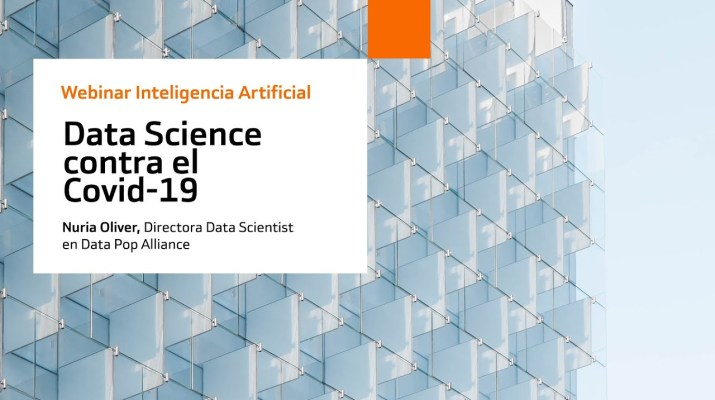 Inteligencia Artificial y DataScience | Nuria Oliver