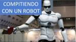 JUGANDO TENIS DE MESA CON UN ROBOT | Primer robot con INTELIGENCIA ARTIFICIAL enseña PING PONG
