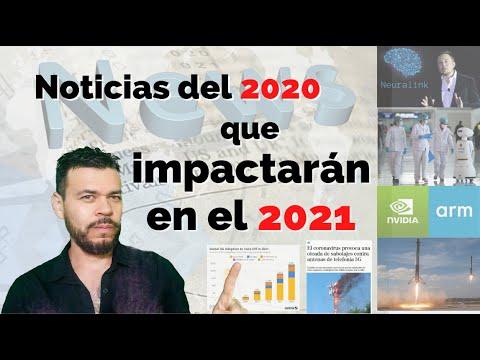 Las noticias sobre electrónica y robotica del 2020 que impactarán en el 2021
