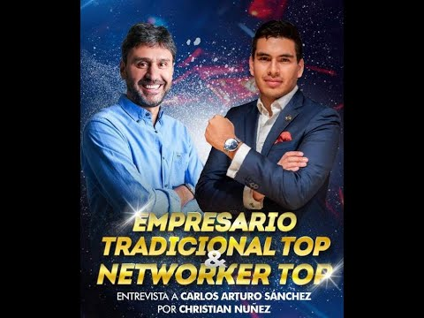 Network Marketing a Calzón Quitado con Christian Nuñez... By #SoyCarlosArturo