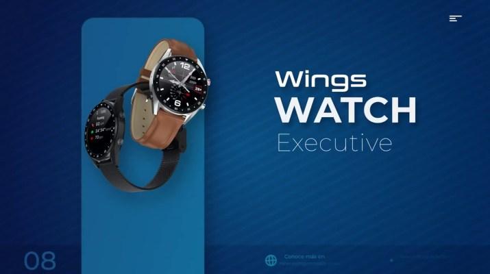 Productos tecnológicos e innovadores Wings Mobile 2020