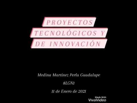 Proyectos tecnológicos y de innovación.