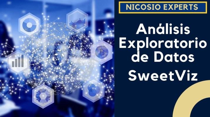 SweetViz-- Inteligencia Artificial