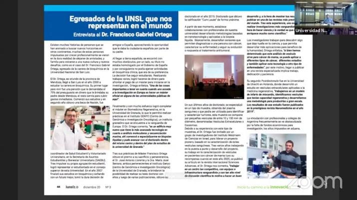 UNSL 2.0 : Innovación Tecnológica y Social