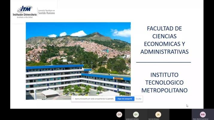 Webinar: Administración Tecnológica e Innovación