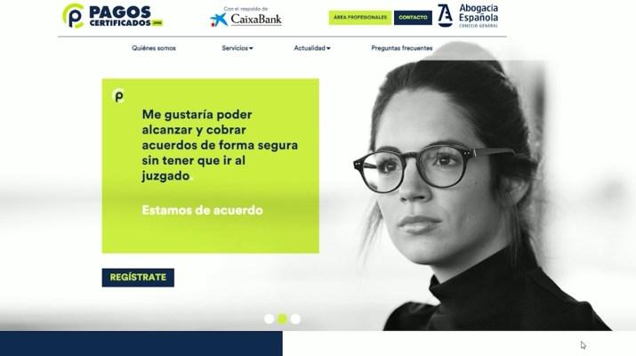 La Abogacía española lanza la primera plataforma mundial de contratación digital y pagos online