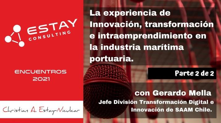 Procesos para innovar - Caso de éxito en Chile (2ª parte)