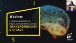 Webinar: Cómo aumentar el impacto económico de su transformación digital