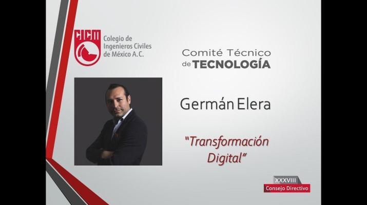 Germán Elera: Transformación Digital