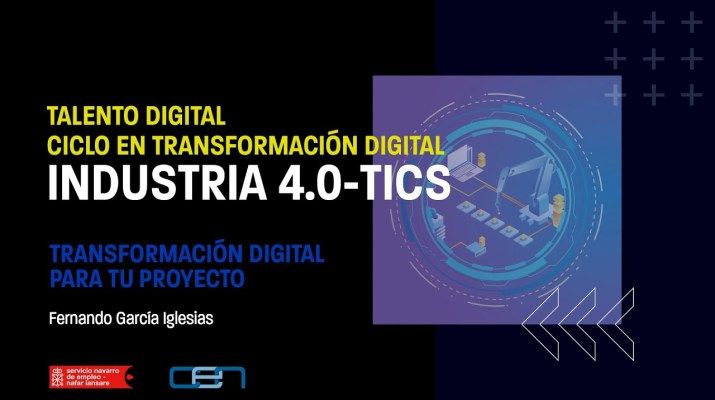 Taller | Transformación digital para tu proyecto