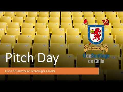 Curso de Innovacion Tecnologica Escolar - Pitch Day Fase 1 - RedChill