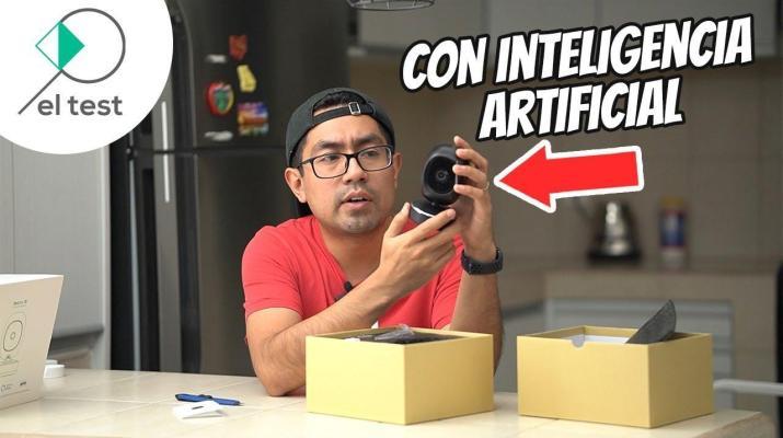 Esta cámara de vigilancia tiene inteligencia artificial | SimCam 1S | El test
