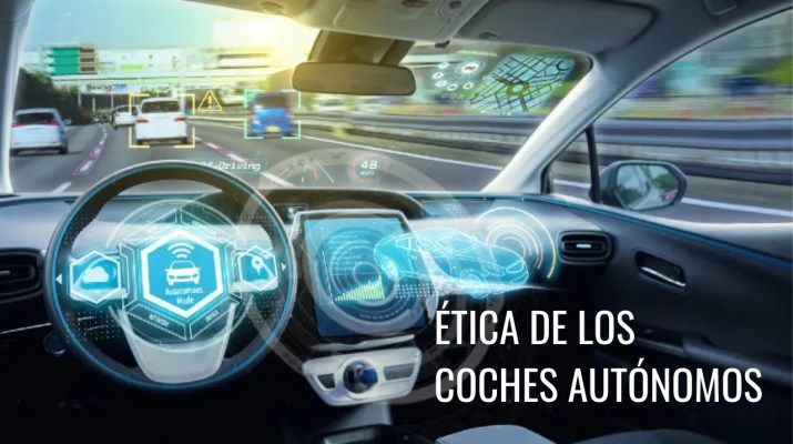 INTELIGENCIA ARTIFICIAL Parte 2: Las decisiones de los COCHES AUTÓNOMOS.