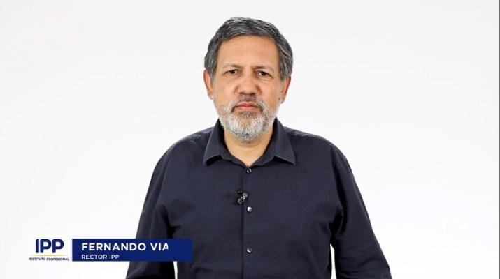 Innovaciones IPP 2020 - Rector: Fernando Vial