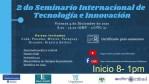 segundo seminario internacional de tecnología e innovación