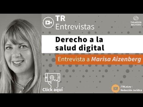 Derecho a la salud digital - Entrevista a Marisa Aizenberg