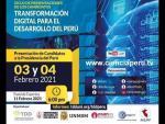 TDD PERU Encuentro Candidatos Transformación Digital - Día 03/02