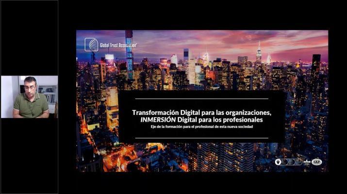 Webinar – La Transformación Digital y las áreas de la Organización