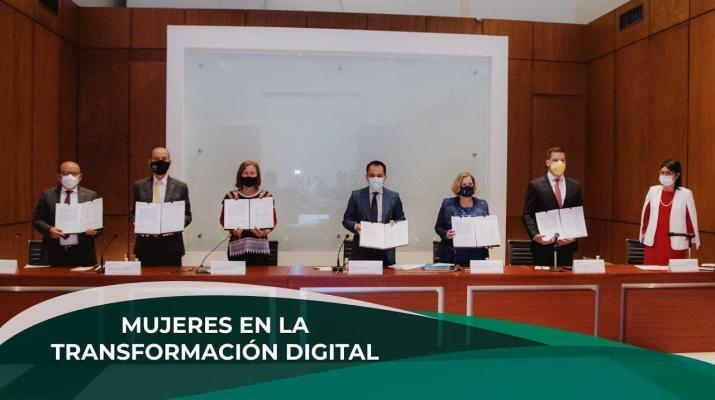 """""""Mujeres en la Transformación Digital"""""""