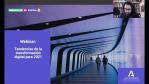 Webinar - Tendencias de transformación digital para el 2021