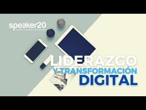 Liderazgo - En la Transformación Digital por Marcelo Muñoz Rojas
