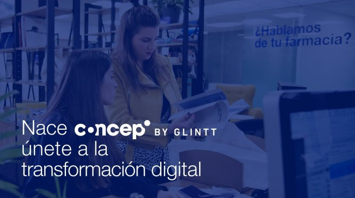 Nace Concep· by Glintt, únete a la transformación digital