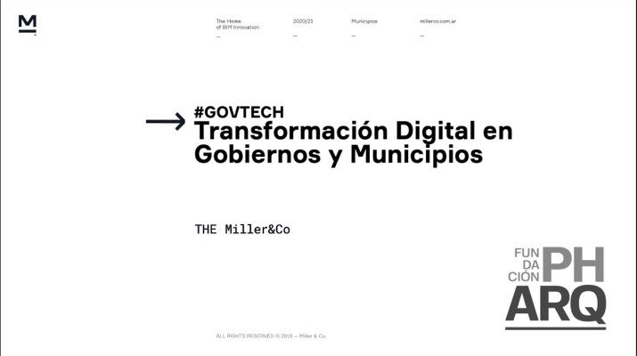 1/2-Transformación Digital en Municipios y Areas Metropolitanas