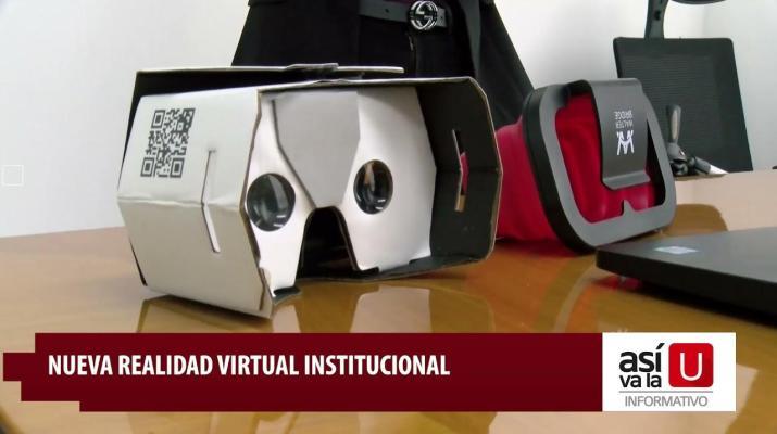Nota informativa - Nueva realidad virtual institucional