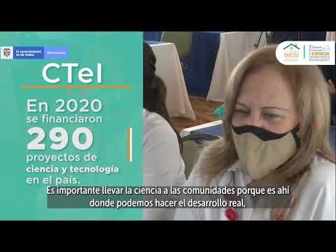 Participamos en 2° Semana Internacional de Ciencia, Tecnología e Innovación en el Valle del Cauca