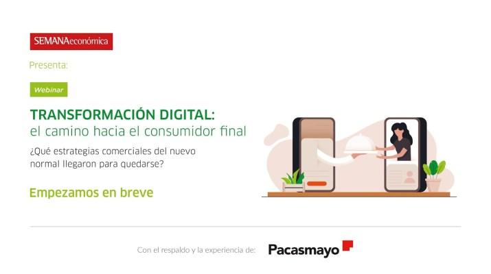Transformación digital: el camino hacia el consumidor final