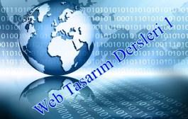HTML Web Tasarım Dersleri
