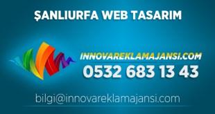Şanlıurfa Haliliye Web Tasarım