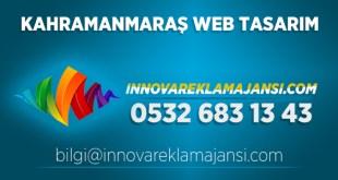 Kahramanmaraş Andırın Web Tasarım