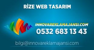 Rize Çiftlik Web Tasarım