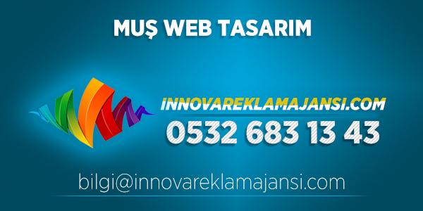 Muş Varto Web Tasarım