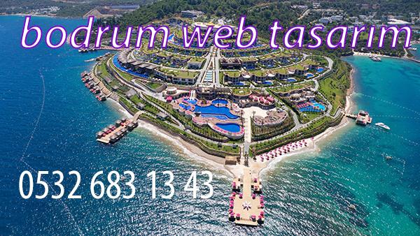 Muğla Bodrum Web Tasarım