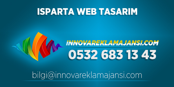 Isparta Eğirdir Web Tasarım