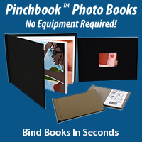 Pinchbook Photo Books
