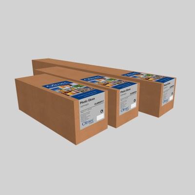 Olmec Photo Gloss Lightweight 190gsm Roll Format Resin Coated Inkjet Photo Paper