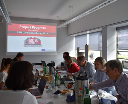 InnovaConcrete-executive-board-meeting