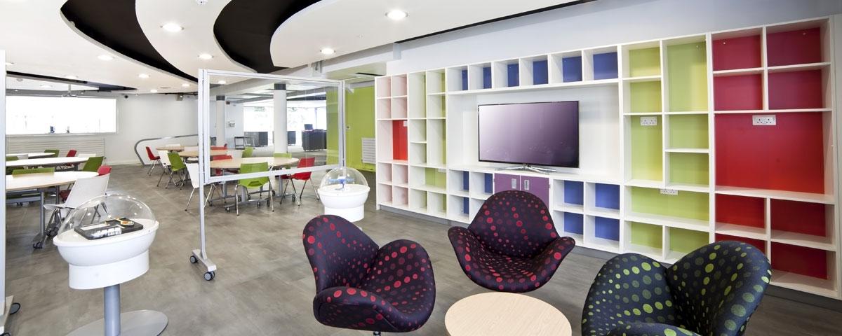 Library Design Planning Amp Installation Innova Design Group